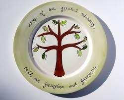 personalized ceramic platters 360 best painted plates images on painted plates
