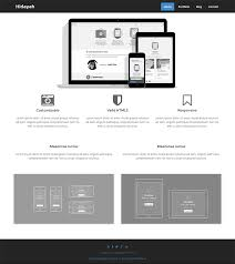 hidayah free simple html template for corporate bootstrapmade
