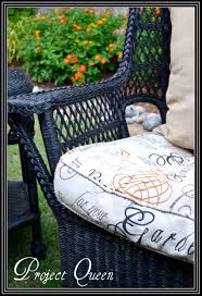 painting wicker furniture guest room above garage pinterest