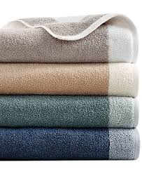 Modern Bathroom Towels Hotel Collection Reversible Bath Towel Collection Bath Towels