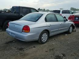 hyundai sonata 1999 salvage certificate 1999 hyundai sonata sedan 4d 2 5l 6 for sale