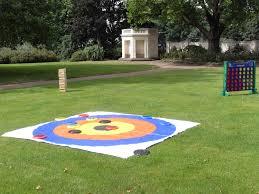 garden games target frisbee giant jenga u0026 giant connect 4 park