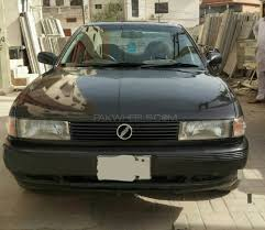 nissan sunny 1990 engine nissan sunny super saloon 1 6 cng 1990 for sale in islamabad