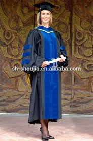 doctoral graduation gown graduation cap and gown graduation robes phd dotorate gowns