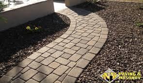 best long island cobblestone pavers edging