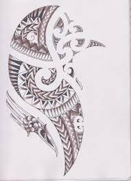 samoan tribal designs samoan ta moko concept by bloodempire