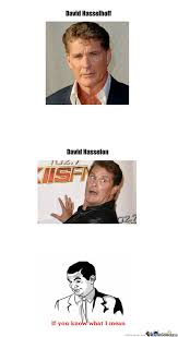 David Hasselhoff Meme - david hasselhoff memes best collection of funny david hasselhoff