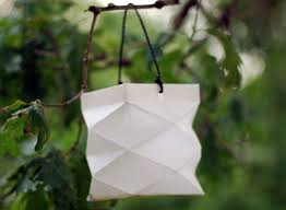 japanese lantern table l how to make a pretty folded square paper lantern