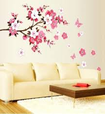 wall ideas floral wall decals amazon floral wall decals