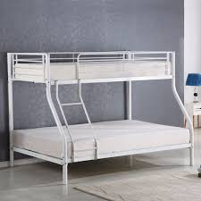bunk bed measurements goplus twin size full size metal bunk bed for kids teens adult