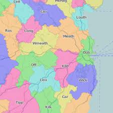 map uk and irelandmap uk counties great britain and ireland interactive county map