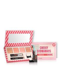 Cheeky stowaways travel set benefit cosmetics