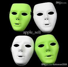 Mime Halloween Costumes Diy Mime Mask Ball Party Costume Masks Hip Hop Jabbawockeez Blank