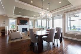 sacramento hardwood flooring dining room transitional with glass