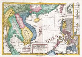 Map Of East And Southeast Asia by File 1780 Raynal And Bonne Map Of Southeast Asia And The