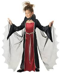 vampire kids halloween costume girls vampire costumes