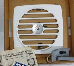 Vintage Nutone Exhaust Fan Gallery With Kitchen Atalira