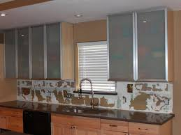 frosted glass kitchen cabinet doors frosted glass cabinet door