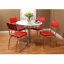 retro kitchen table and chairs set retro dining set ebay