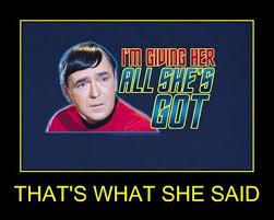 Scotty Meme - scotty star trek meme the office pure greatness star trek