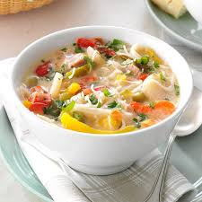pork u0026 rice noodle soup recipe taste of home