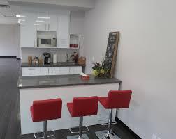 kitchen desk furniture custom office kitchens and millwork modern office kitchens