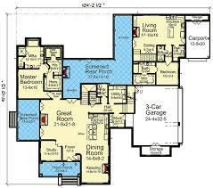 floor plans with inlaw apartment modern farmhouse with integrated in apartment 960000nck