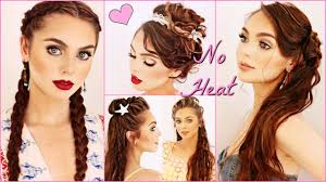 unique no heat hairstyles u0026 my healthy hair tips 2016 jackie