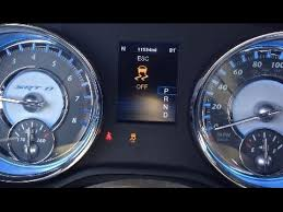 chrysler 300 oil light keeps coming on disabling electronic stability control on chrysler 300 dodge