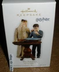 harry potter ollivanders wand shop ornament hogwarts ornament