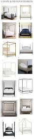 Four Poster Bed Best 25 Four Poster Beds Ideas That You Will Like On Pinterest