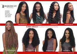 toyokalon hair for braiding ny harlem125 synthetic hair crcochet braids kima braid disco curl 18