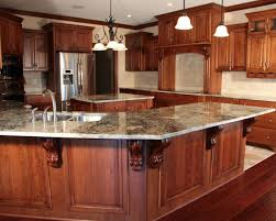 Veneer Kitchen Cabinets by Granite Countertop How To Paint Veneer Cabinets Faucet Design