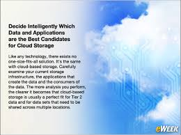 managing unstructured data in the cloud 12 factors to consider