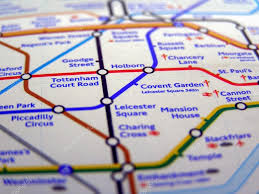 Map Of London England by Tube Map Of London Underground U2013 Stock Editorial Photo
