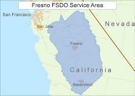 Map Of Fresno Faa Gov Mobile