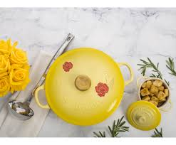 What Town Is Beauty And The Beast Set In Beauty And The Beast Soup Pot Le Creuset