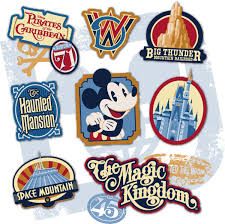Disney World Map Magic Kingdom by First Look At Magic Kingdom 45th Anniversary Merchandise Artwork