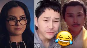 Meme Chinese - karma is a bitch challenge the latest riverdale meme taking over