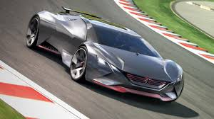 peugeot sports car it u0027s peugeot u0027s 875bhp vision gt car top gear