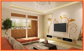 room design decor living room wall paint designs decor ideas t v painting home donna