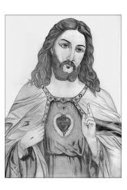 pencil sketches of jesus christ pencil drawing of jesus christ
