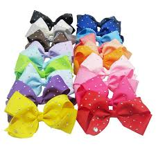 bows for rainbow jojo bows for siwa style hair bows christmas jojo