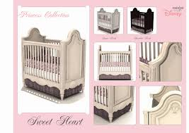 Disney Princess Convertible Crib by Process To Production Disney Infant Furniture By Rachel Dacks At