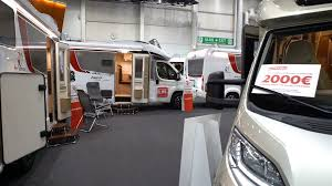 luxury caravan helsinki finland november 22 2017 many of the caravans at the