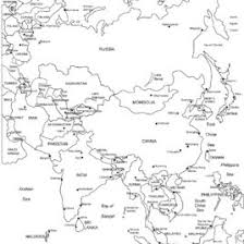 asia map coloring page best photos of asia map coloring page blank asia map coloring