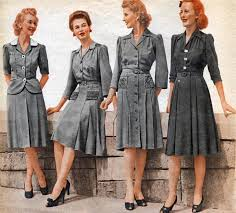 1940s dresses 1940s dresses skirts styles trends