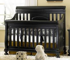 Black Crib With Changing Table Getting Ready For Baby 2 Creative Madness