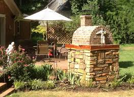 Backyard Brick Pizza Oven Brickwood Ovens Shiley Family Wood Fired Brick Pizza Oven