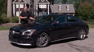 mercedes amg 250 mercedes 250 and 45 amg reviewed by motormouth